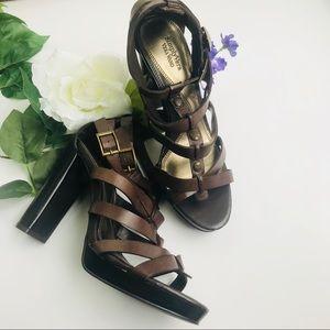 acc109b536d7 Simply Vera Vera Wang Shoes - Simply Vera Vera Wang Sandals with Chunky Heel